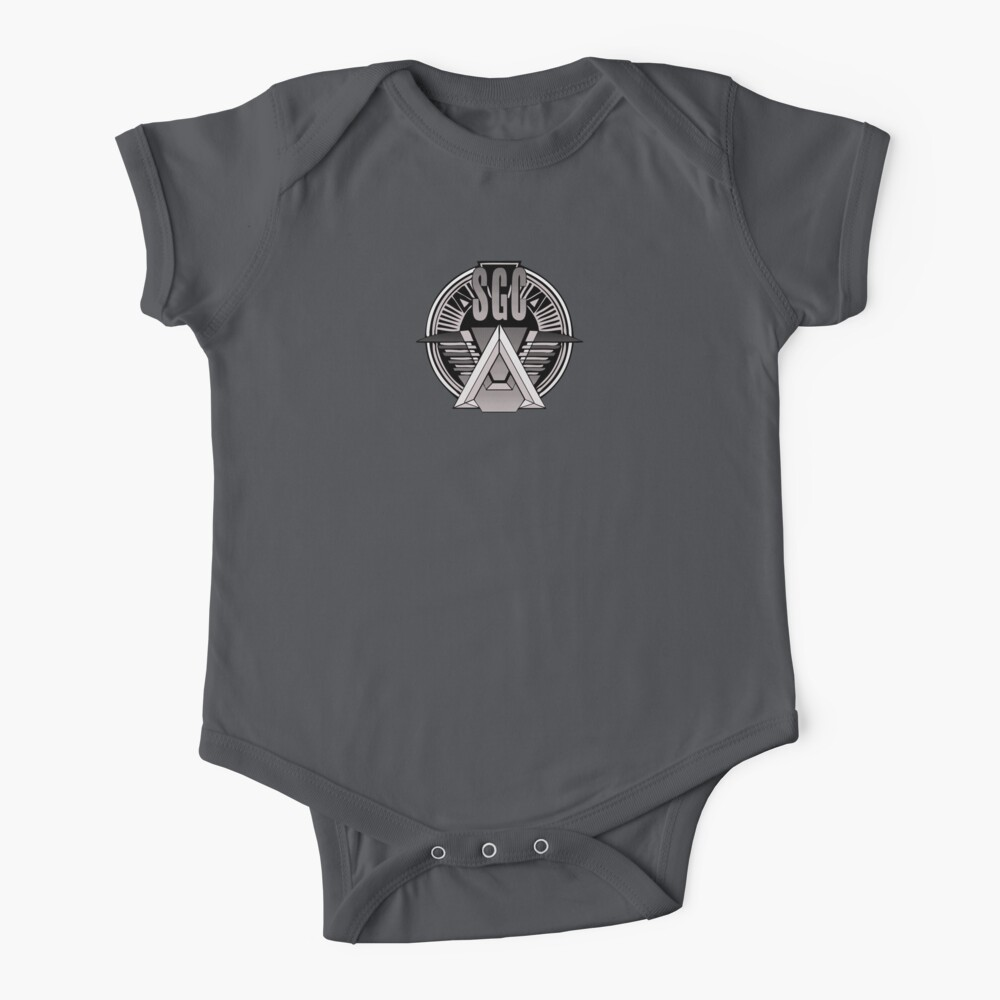 Stargate Command Baby One-Piece