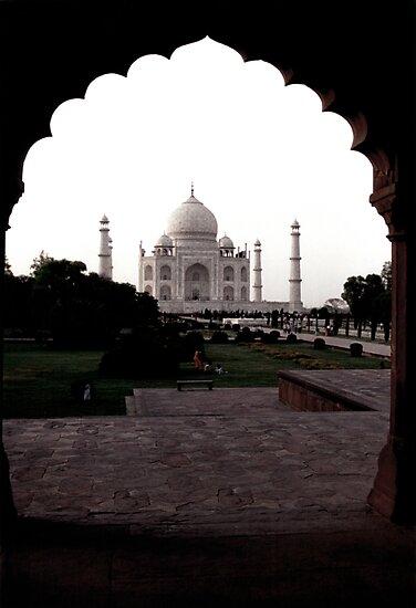 Taj Mahal by John Douglas