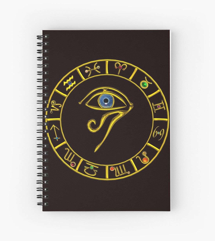 Great Zodiac Birthday Gift Stylised Libra Sign on Black Socks
