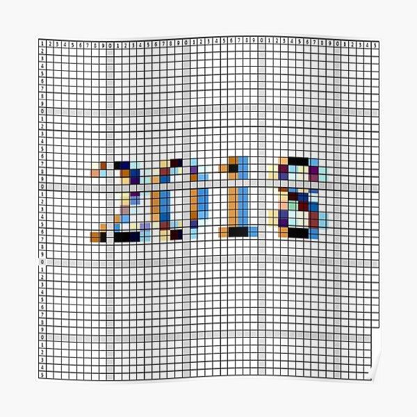 Happy New Year 2018! С Новым 2018 Годом! Poster
