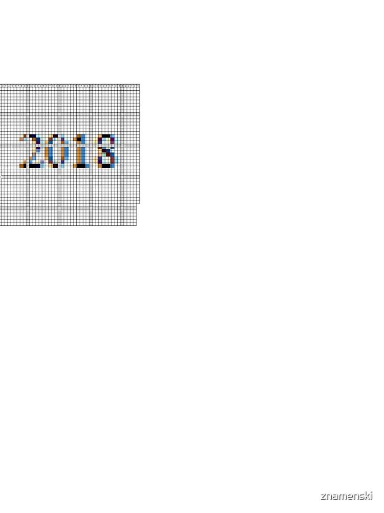 Happy New Year 2018! С Новым 2018 Годом! by znamenski