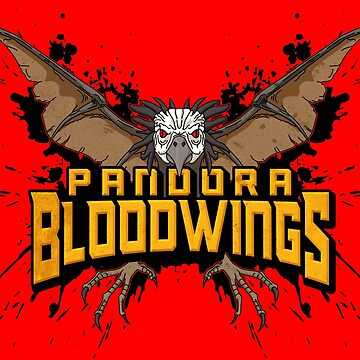 Pandora Bloodwings by ilcalvelage