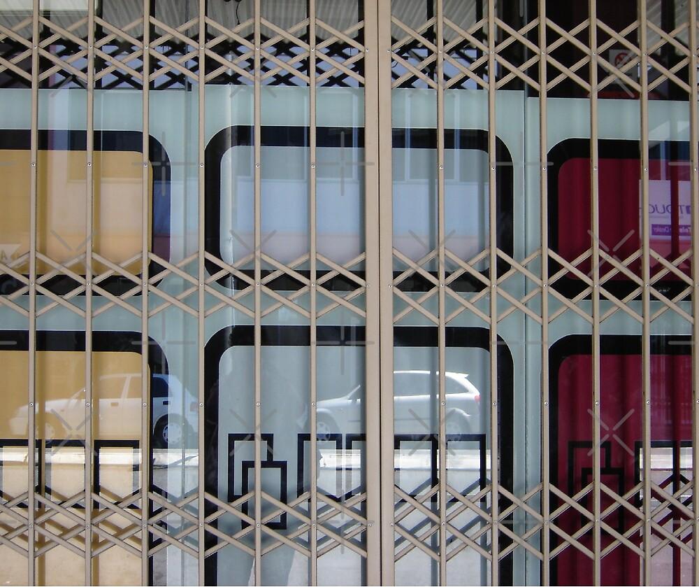 Gated Window by KazM