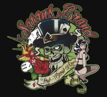 Satansbrand Tattoo Cliche Logo