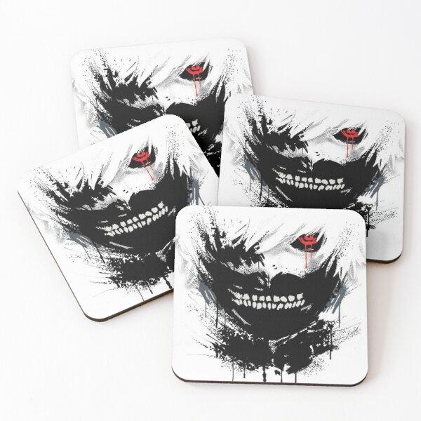 Tokyo Ghoul Coasters (Set of 4)