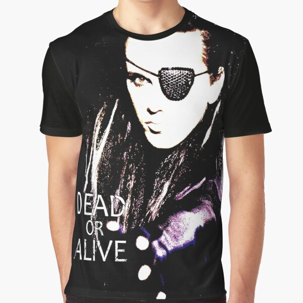 Dead or Alive Graphic T-Shirt