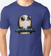 Gunter with Keyboard Unisex T-Shirt