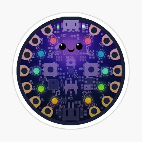 Circuit Playground Adoraboard Sticker