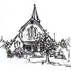St John's Anglican Church, Wagga Wagga by Jan Stead JEMproductions