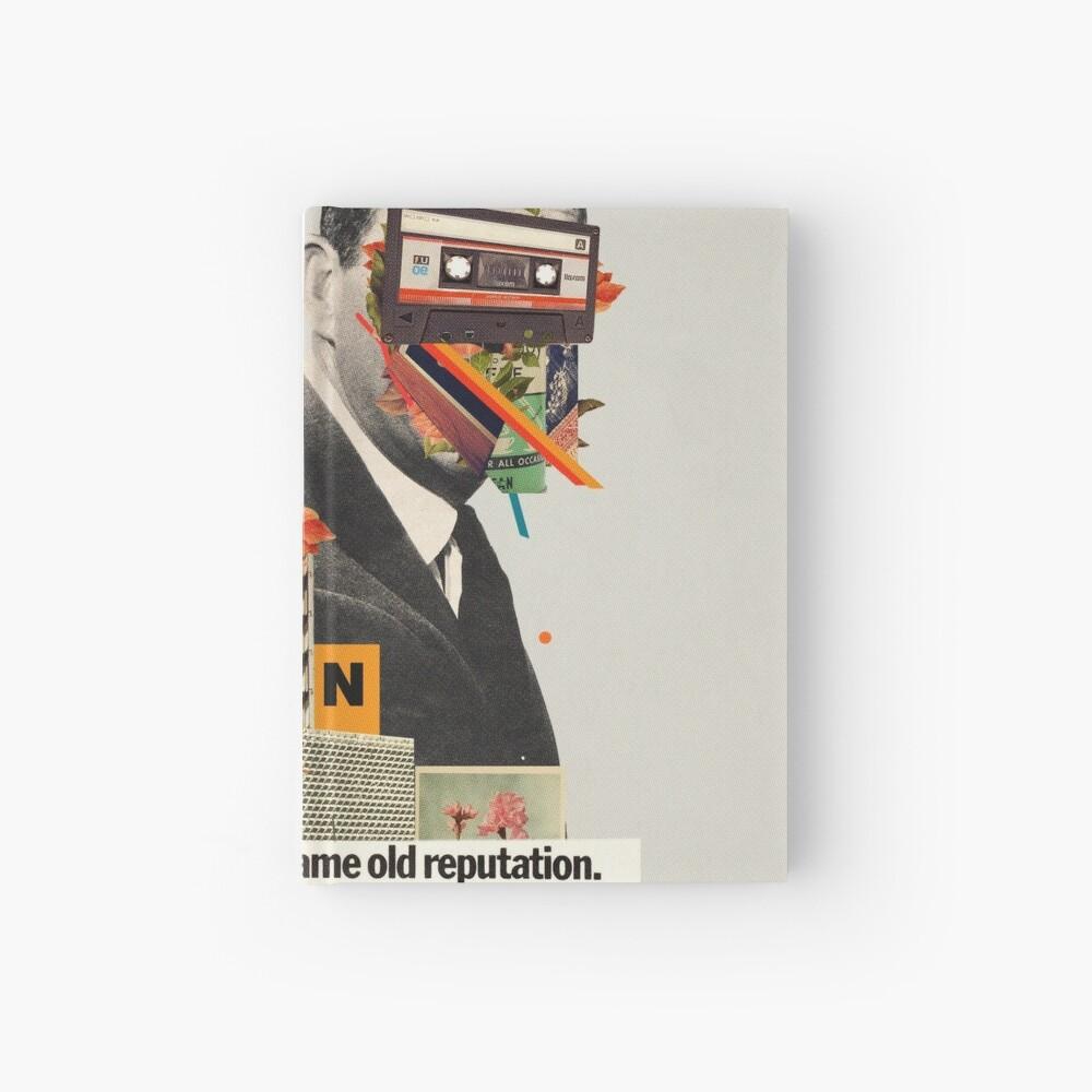 Same Old Reputation Hardcover Journal