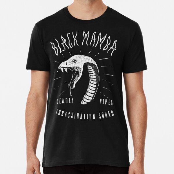 Mamba negro Camiseta premium