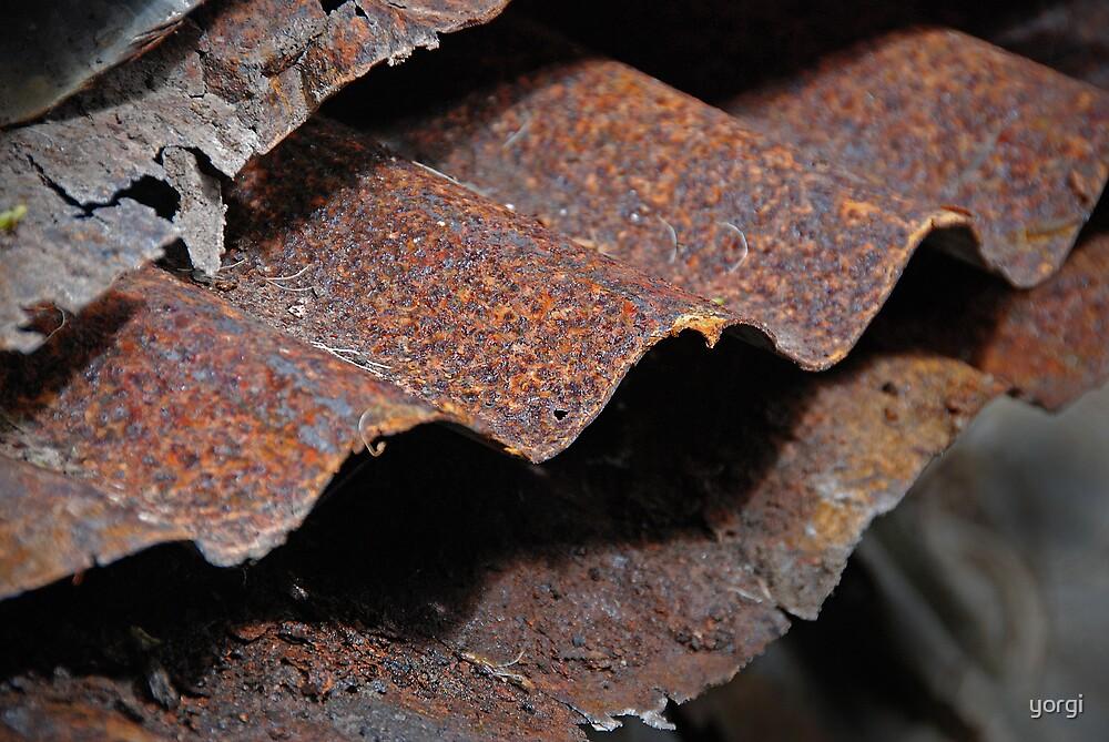 Corrugated Rust by yorgi
