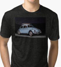 CarAndPhoto - Volkswagen Bug Tri-blend T-Shirt