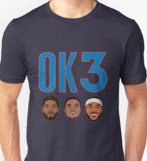 Oklahoma City - Big 3 Unisex T-Shirt