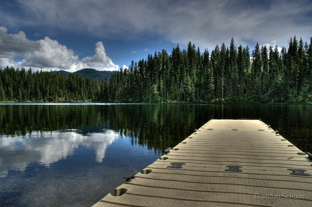 Purden Lake by Brendan Schoon