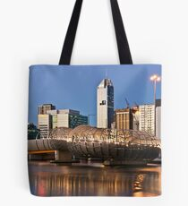 Melbourne CBD Tote Bag