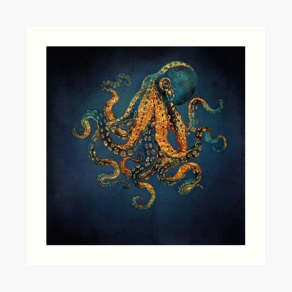 Underwater Dream IV Art Print