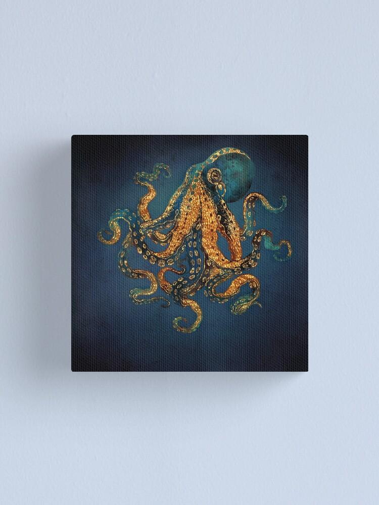 Alternate view of Underwater Dream IV Canvas Print