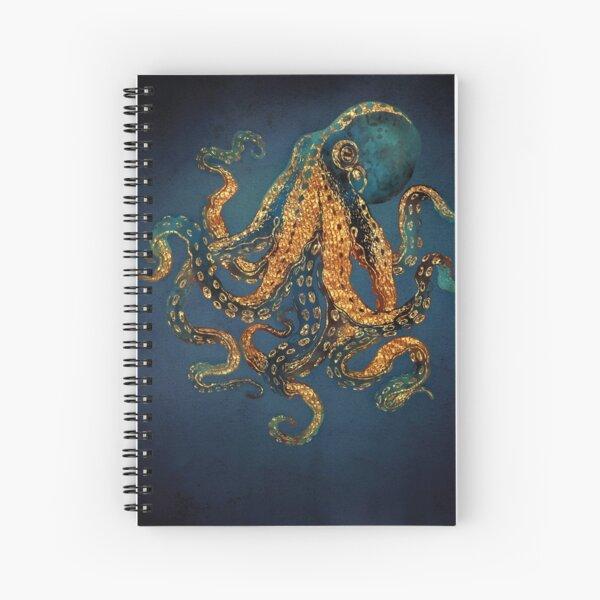 Underwater Dream IV Spiral Notebook
