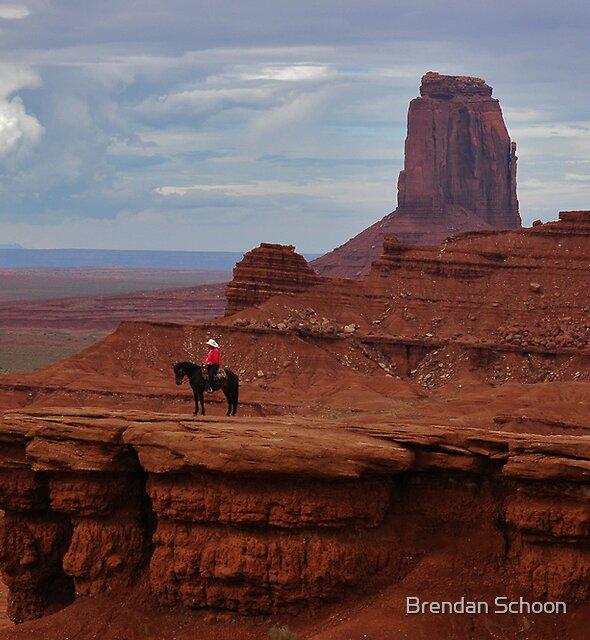 The Watchman  by Brendan Schoon