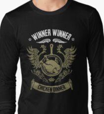 WINNER WINNER CHICKEN DINNER Long Sleeve T-Shirt