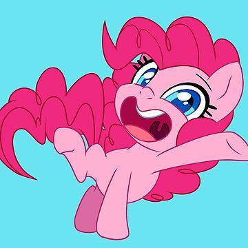 Pinkie Pie by Pepooni