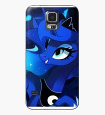 Prinzessin der Nacht Hülle & Klebefolie für Samsung Galaxy
