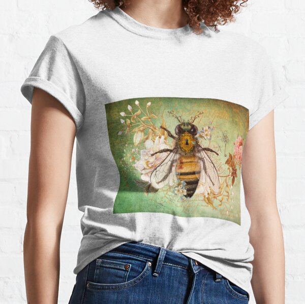 Honey Bee True Classic T-Shirt