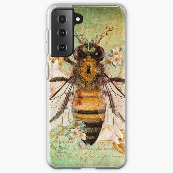 Honey Bee True Samsung Galaxy Soft Case