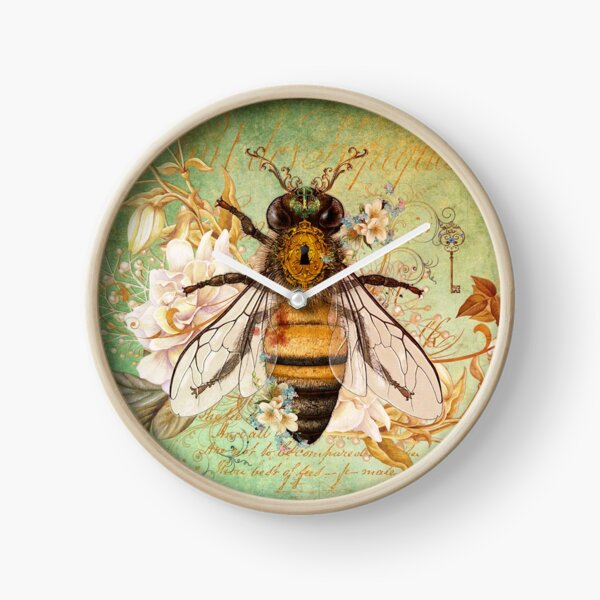 Honey Bee True Clock