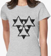 Battlestar Womens Fitted T-Shirt