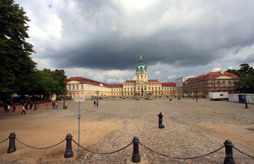 Berlin - Charlottenburg Palace  by mmarco1954