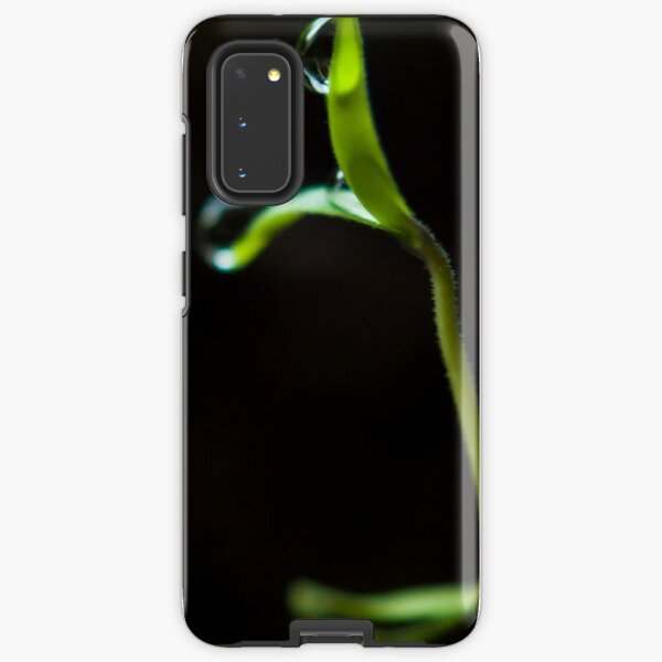 Dew Drops on Sprout Samsung Galaxy Tough Case