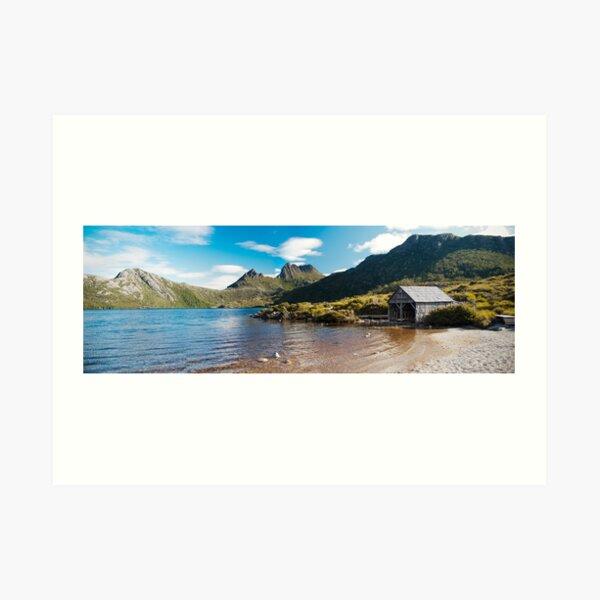 Cradle Mountain, Lake St Clair  Art Print