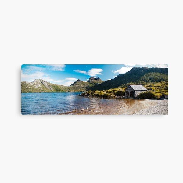 Cradle Mountain, Lake St Clair  Canvas Print
