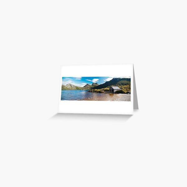 Cradle Mountain, Lake St Clair  Greeting Card