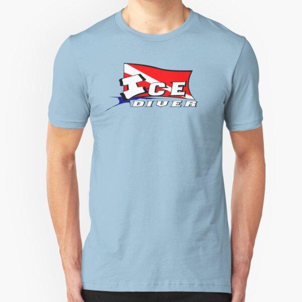 Ice Diver 2 Slim Fit T-Shirt