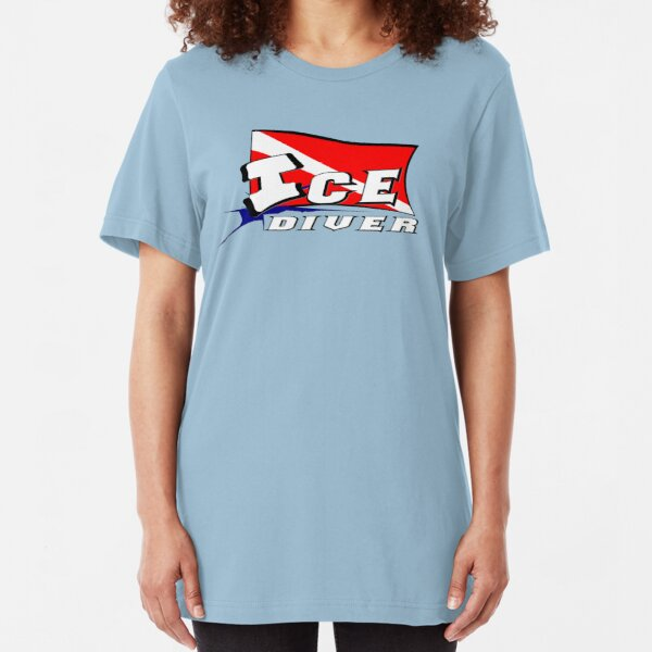 Ice Diver 2 Slim Fit T-Shirt