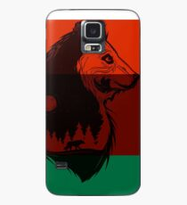 Bear Flag Forever 2 Case/Skin for Samsung Galaxy