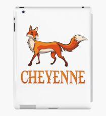 Cheyenne Fox iPad Case/Skin