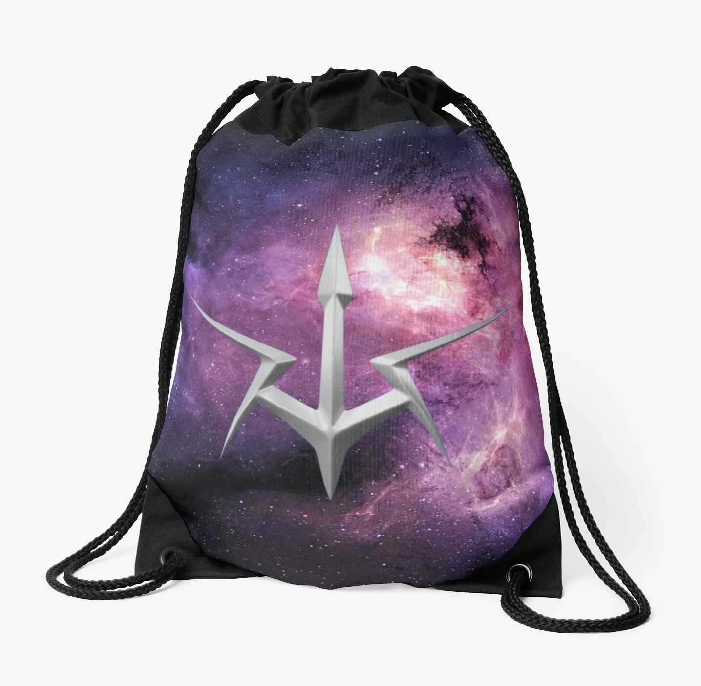 Code Geass Black Knights Symbol Drawstring Bags By Bethanypledger