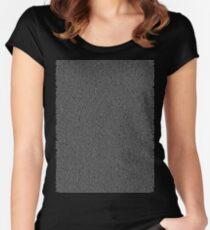 Entire Monika Room Script Women's Fitted Scoop T-Shirt