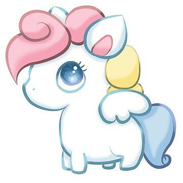 Chubby Pegasus by NicholiCosplay