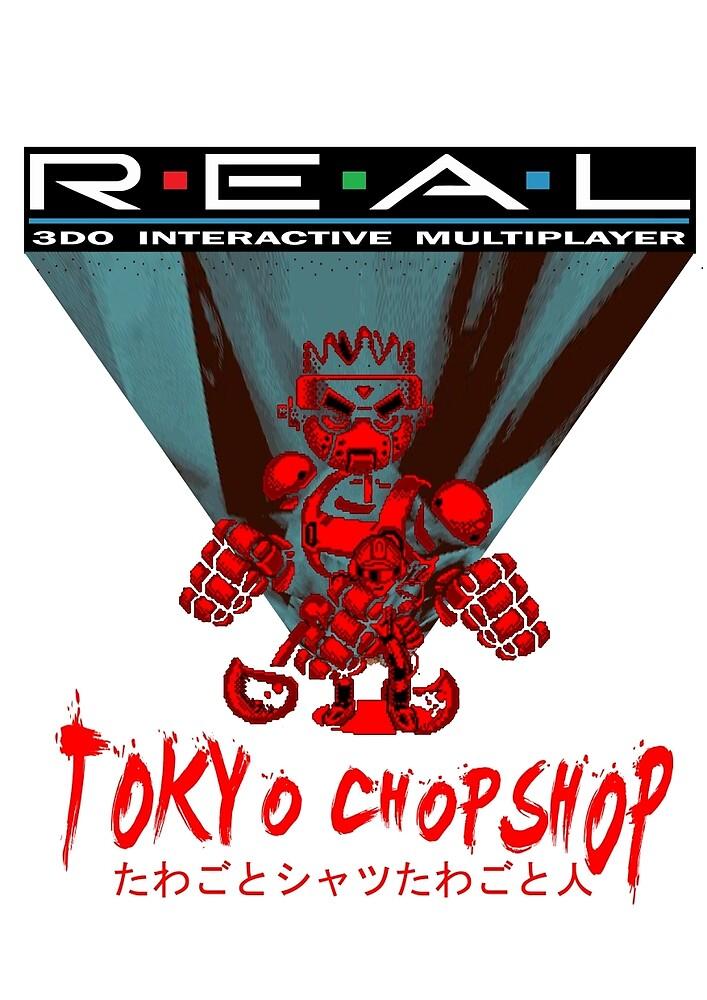 Tokyo Chopshop - Telerobox by TokyoChopshop