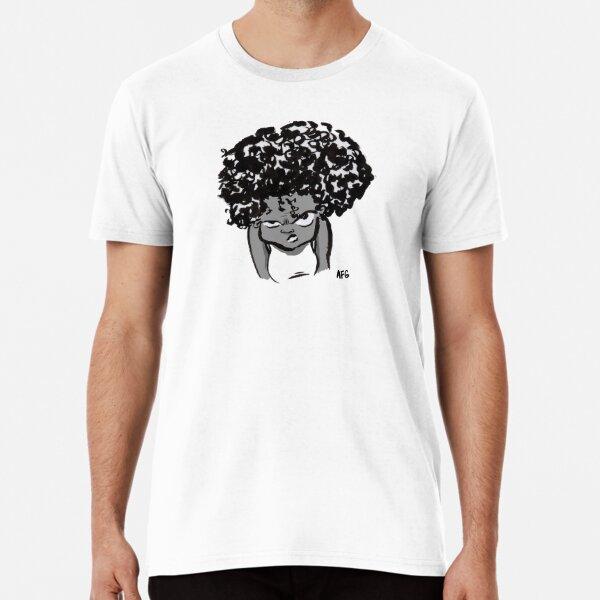 Annoyed Little Girl Premium T-Shirt