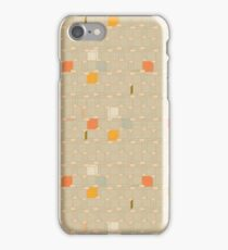 Little squares iPhone Case/Skin