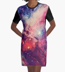 zwei T-Shirt Kleid