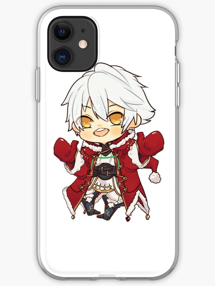 Winter Robin iphone 11 case