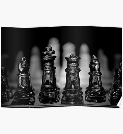 Chess 7: Watching the enemy lines Poster