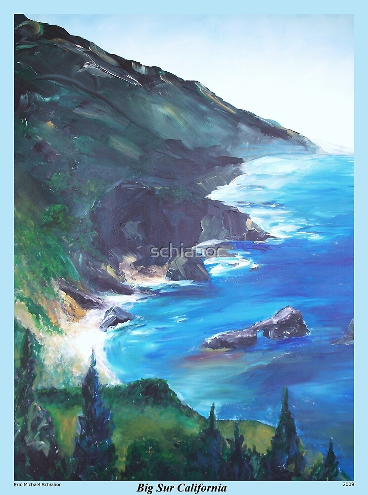 Big Sur by schiabor